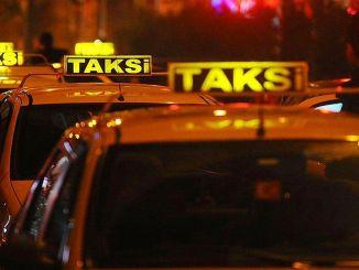 ibb hat die Details der neuen Periode auf dem Taxischild bekannt gegeben