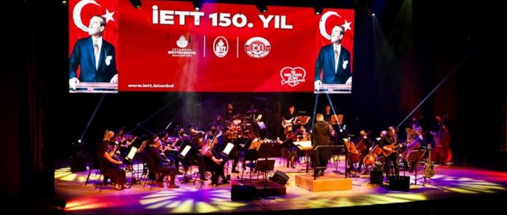 iett celebrated its anniversary with a gala