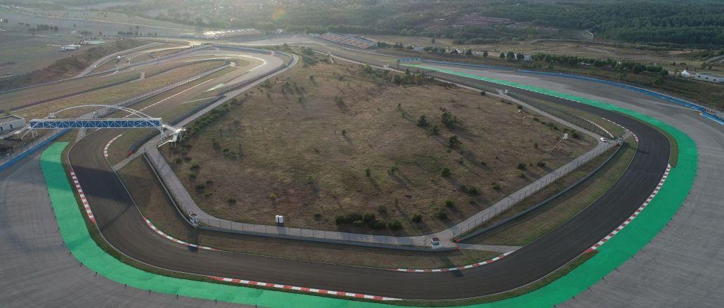 イスタンブールフォーミュラはロレックストルコグランプリをホストする準備ができています
