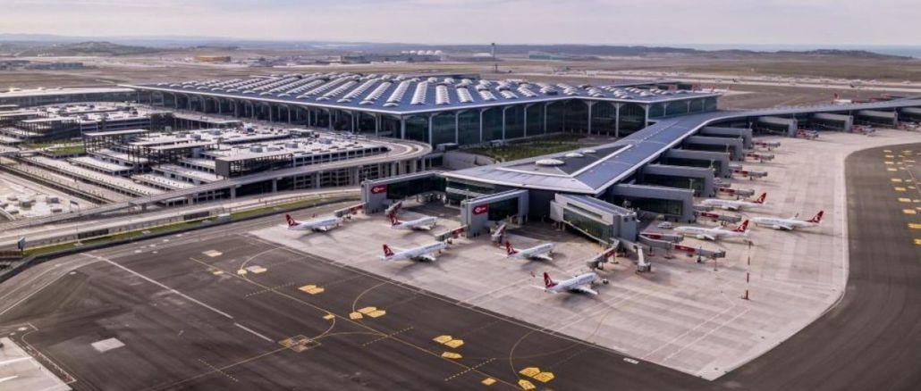 "Aerodrom Istanbul izabran za ""Najbolji u Evropi"""