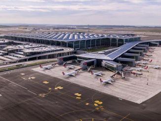 Sân bay Istanbul được bình chọn là 'Tốt nhất ở Châu Âu'