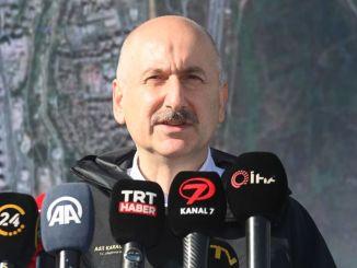 Wir setzen den Bau einer eigenen Metrolinie in Istanbul intensiv fort