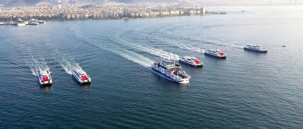 sea comfort in izmir traffic