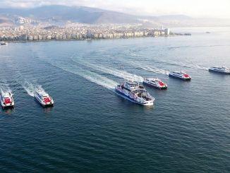 伊茲密爾交通的海上舒適度