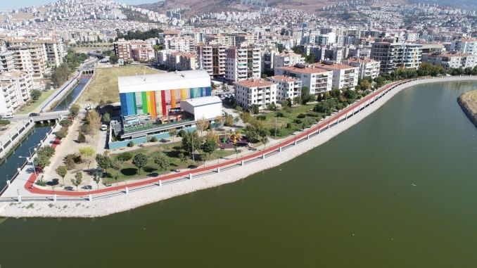 izsu solves the environmental problems of the city