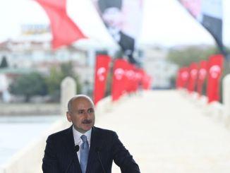 karaismailoglu नहर इस्तांबुल एक अंतरराष्ट्रीय परिवहन परियोजना है