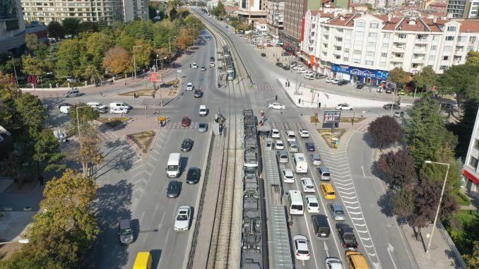 Konya Büyükşehir полегшує рух транспорту за допомогою розв'язок