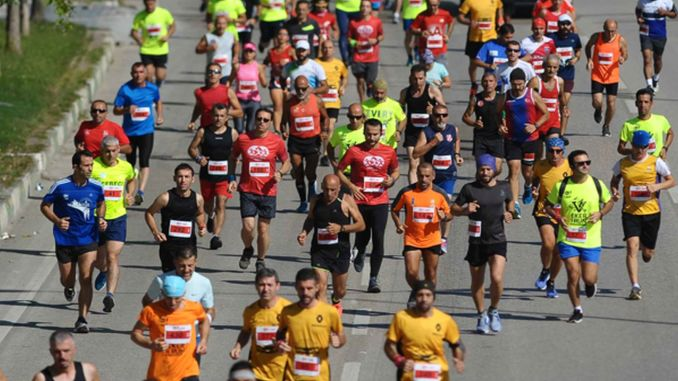 jogging lovers will meet in bursa for a run