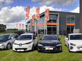 leaseplan-Firmenfahrzeuge spielen eine Schlüsselrolle bei der Transformation von Elektrofahrzeugen
