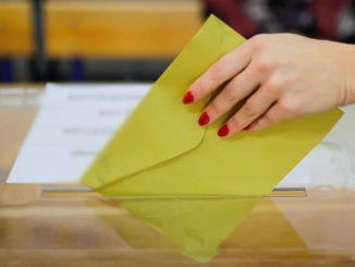 sistem glasanja se menja elektronski način glasanja je na dnevnom redu