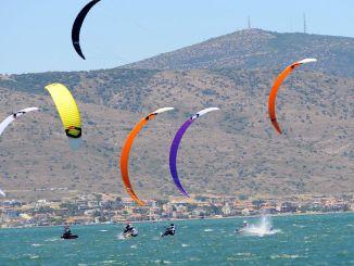 Wir sind durchsetzungsfähig im Wind- und Kitesurfen
