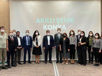 سيتم إعداد استراتيجية المدينة الذكية في قونية بالتعاون مع جامعة سابانجي وأسيلسان