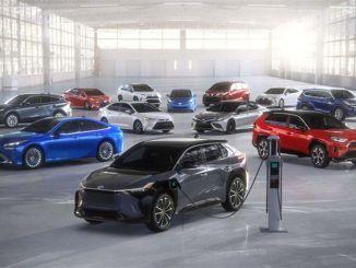 Toyota investiert in den USA in Milliarden US-Dollar