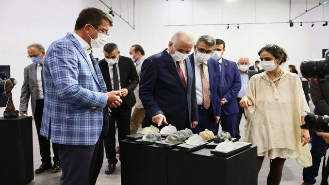 Das erste Glasfestival der Türkei öffnete zum ersten Mal seine Pforten