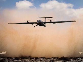 I sistemi UAV domestici uavera hanno mostrato cagatay e cengaveri