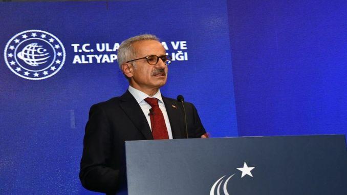 uraloğlu talked about his works and goals in highways