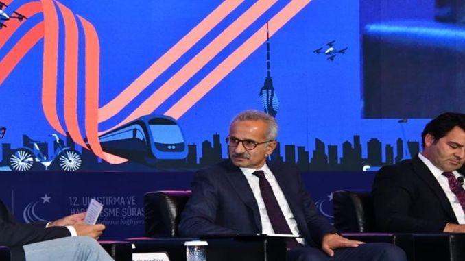 uraloğlu sprach bei der Sitzung zur Zukunft der Mobilität