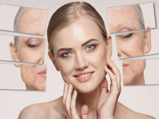 Stoppen Sie das Altern mit einer Gesichtsverjüngungsästhetik