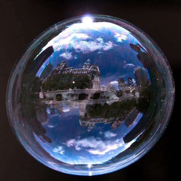Desde la burbuja... (2/3)
