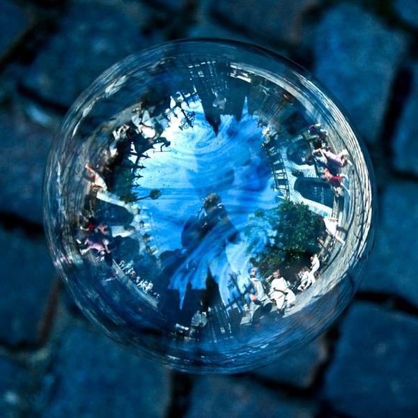 Desde la burbuja... (3/3)