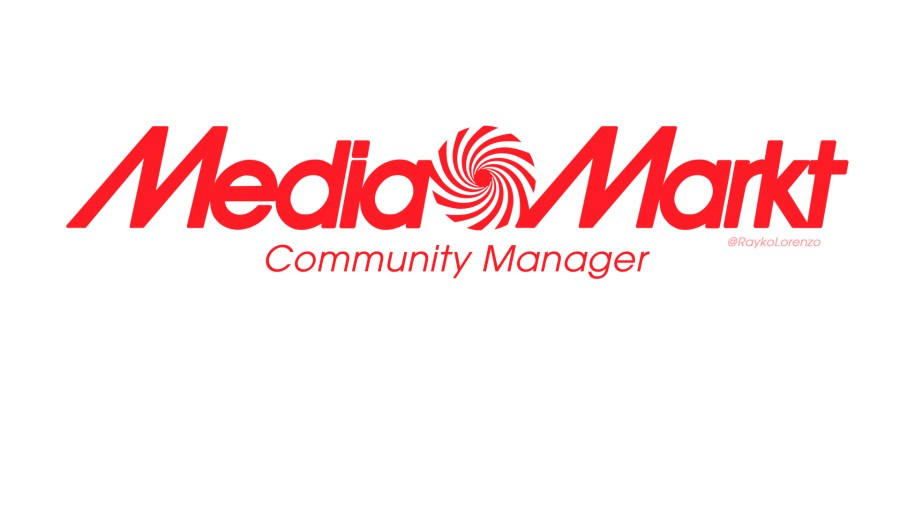 MediaMarkt Community Manager