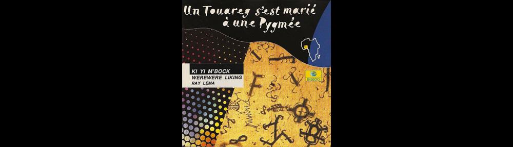 Un Touareg cover