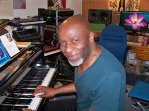 Ray Lema, le pianiste congolais