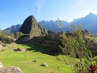 Blick auf den Wayna Picchu