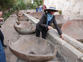 Kloster Santa Catalina - Arequipa
