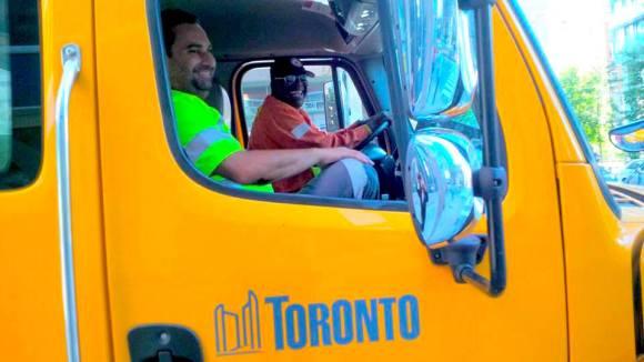 City Of Toronto employees