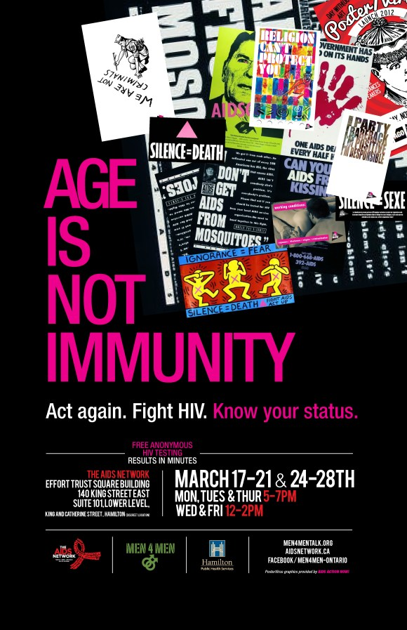 Age Is Not Immunity Dates 11x17