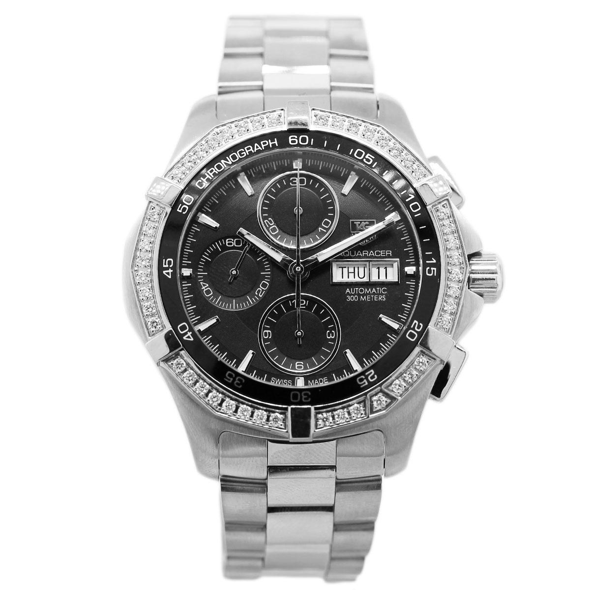 Tag Heuer Aquaracer CAF2014 Chronograph Watch