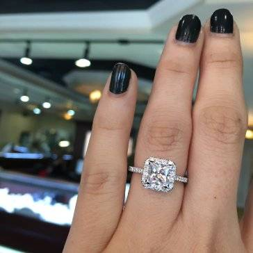 20 Amazing Engagement Rings Under 2000 Dollars From Gabriel Amp Co Raymond Lee Jewelers