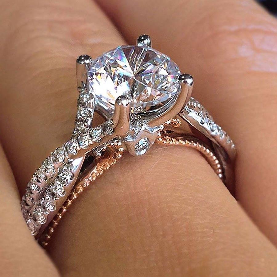 Verragio Rings For Spring Raymond Lee Jewelers