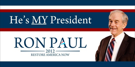 High Fives For Ron Paul–Won Majority of Delegates In Five ...