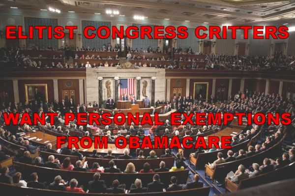 Ruling Elite To American People–Congress and Staff is ...