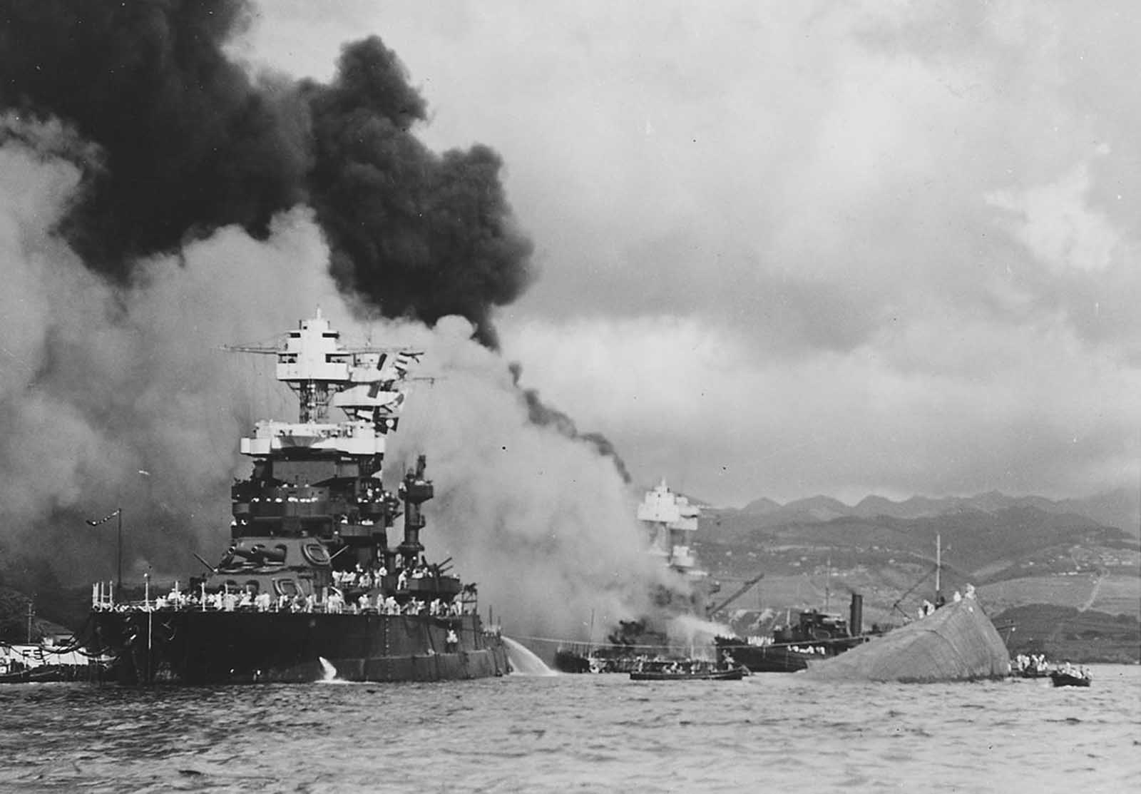 Remembering The On Pearl Harbor On December 7