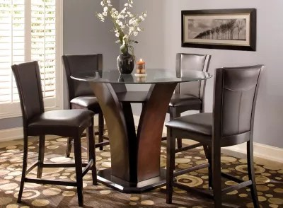 dining room dilemma small space solutions raymour and flanigan furniture design center
