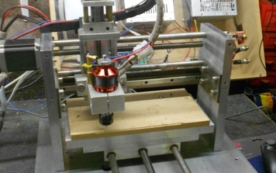 CNC Machine Build – TEP