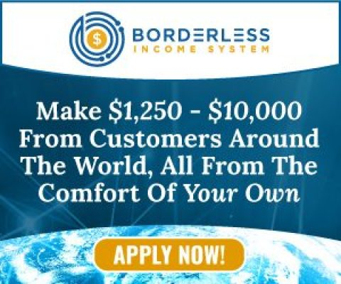 Borderless Income – Create A Online Career From Anywhere