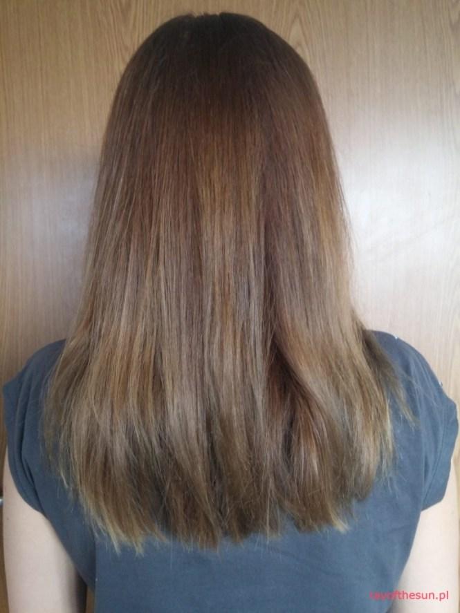 Włosy po kuracji