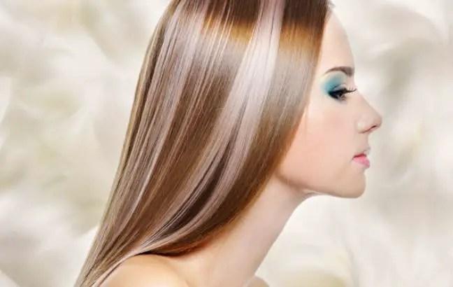 rayitos en cabello