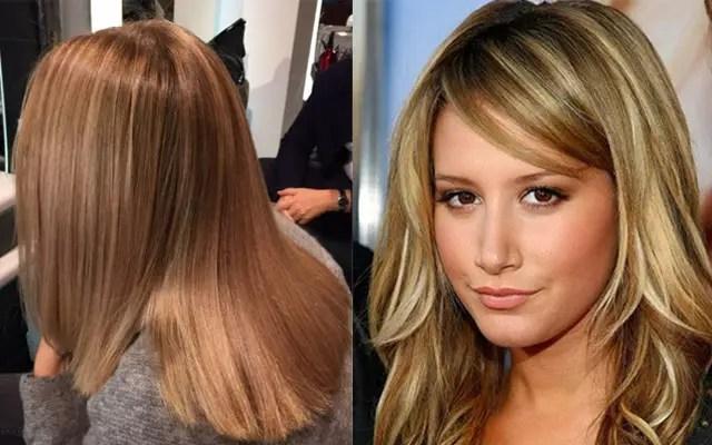 tipos de iluminaciones para el cabello