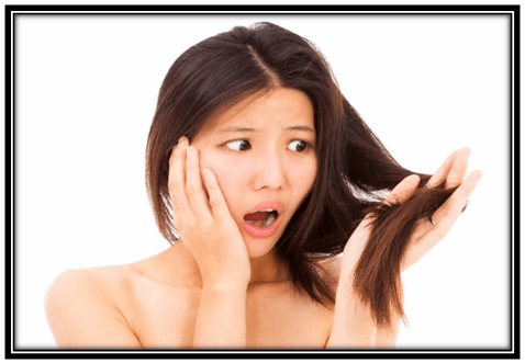 como nutrir el pelo seco en casa
