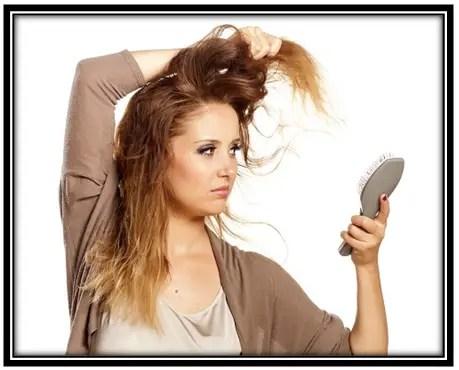 que es porosidad en el cabello