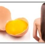 Mascarilla De Huevo Para Engrosar El Cabello Fino