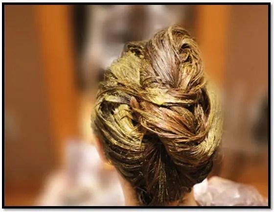 arcilla para el cabello