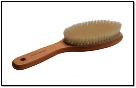 cepillo de cerdas
