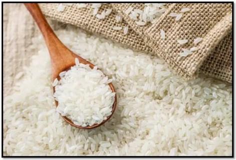 mascarilla de arroz