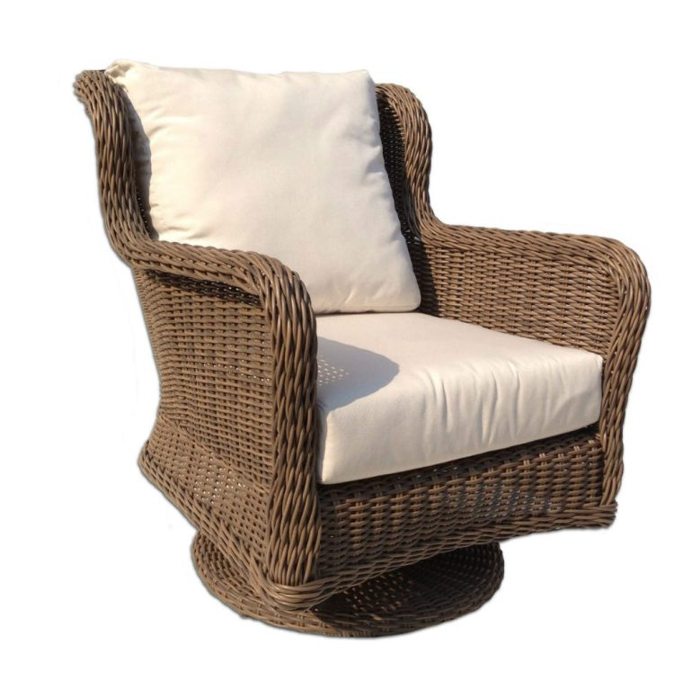 wicker swivel chairs with cushions living room furniture ideas